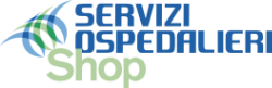 SHOP Servizi Ospedalieri Logo